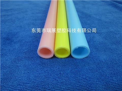 彩色PE圆管