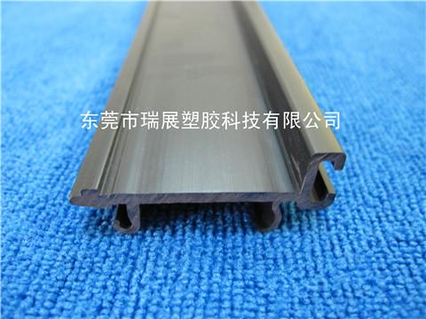 工程塑胶异型材,PVC异型塑胶卡条