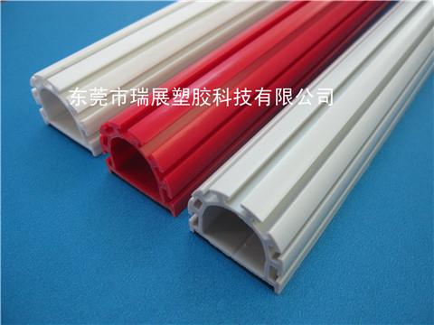 棒棒糖塑胶支架 塑胶异型材