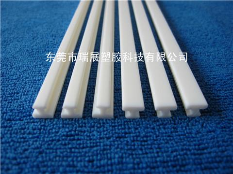 白色ABS异型胶条