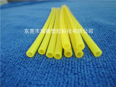 黄色PVC软管  Φ5×Φ3mm