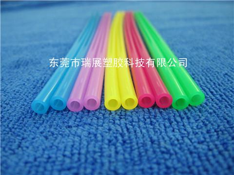 彩色PVC软管  Φ5×Φ3mm