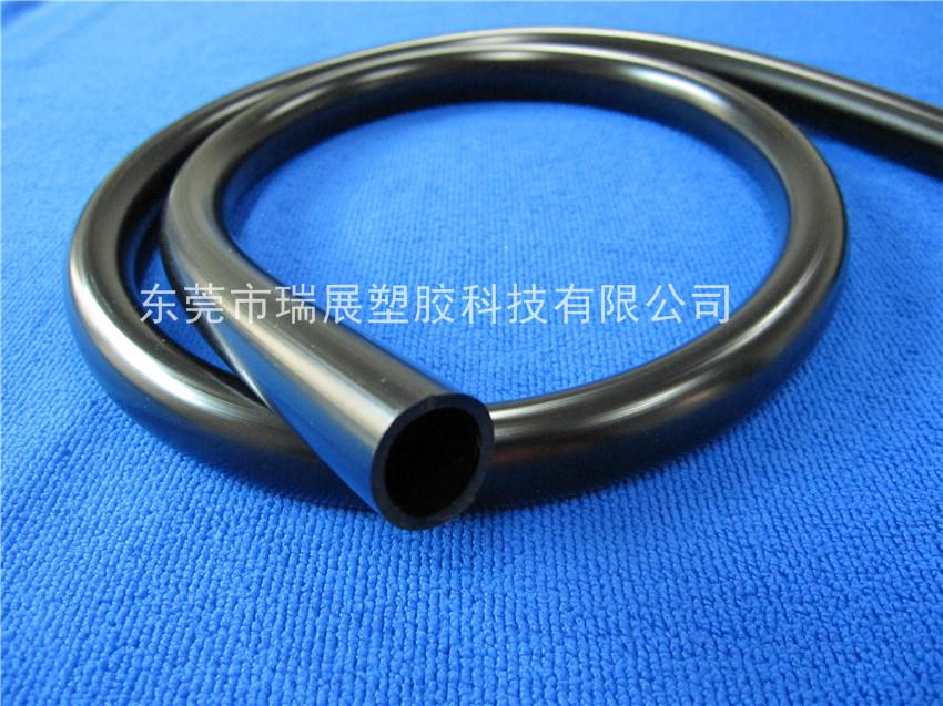 黑色PVC圆管21*16mm